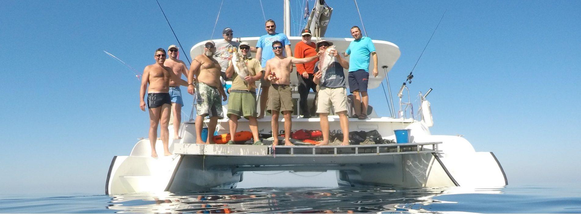 Риболовни турове в Северно Егейско море