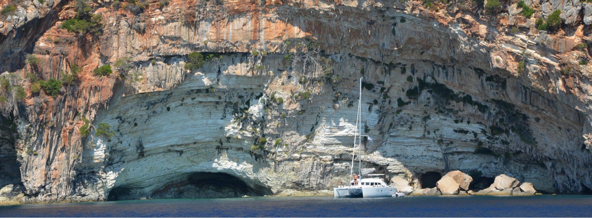 Ваканция в Йонийско море